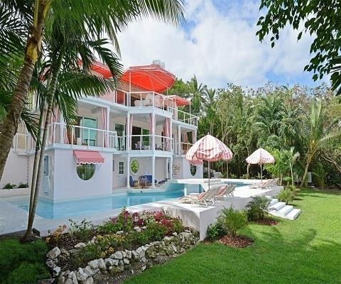 Lyford Cay Bahamas Home
