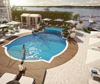 One Ocean pool deck